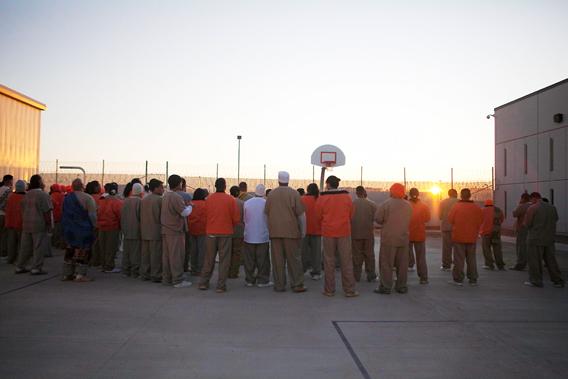 Prisoners in Hawaii