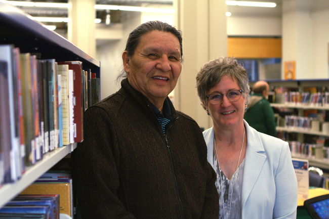 bearhead edmonton library elder in residence lutheran indian ministries