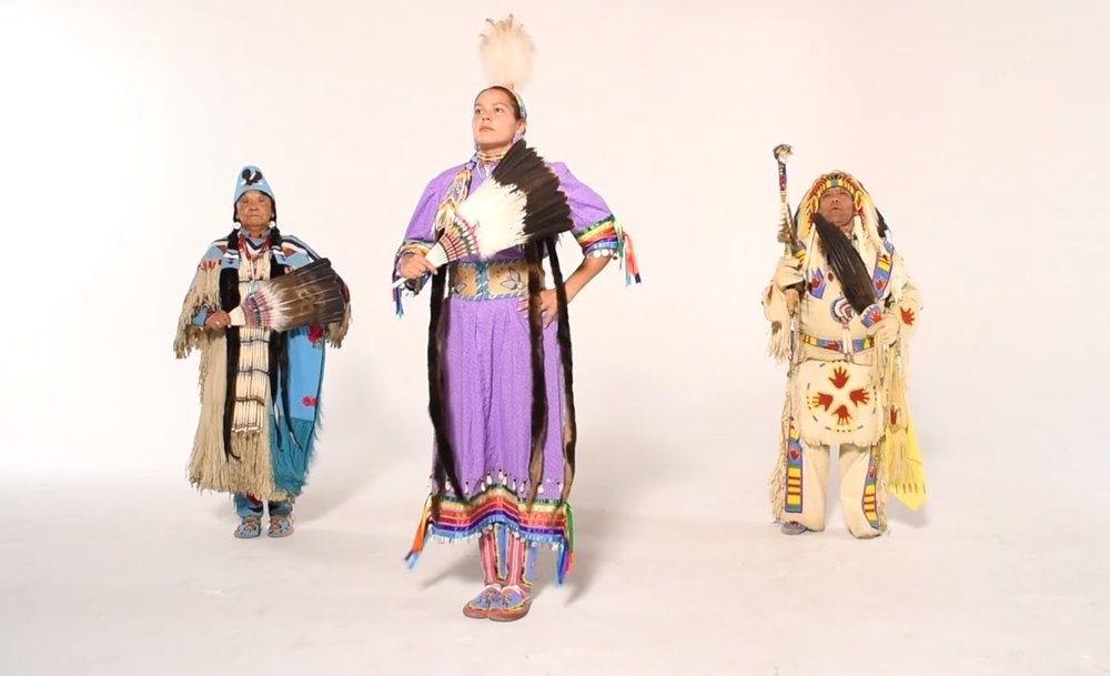 Powwow Sweat lutheran indian ministries
