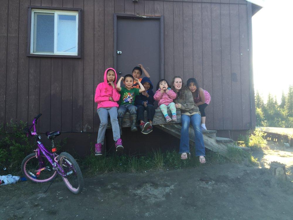 lutheran indian ministries volunteer kiana alaska missions