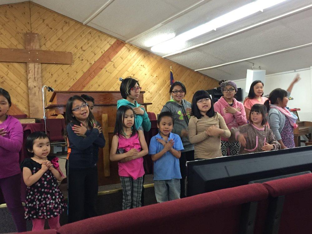 lutheran indian ministries kiana alaska volunteer missions
