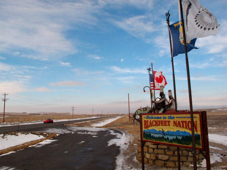 blackfeet tourist destination