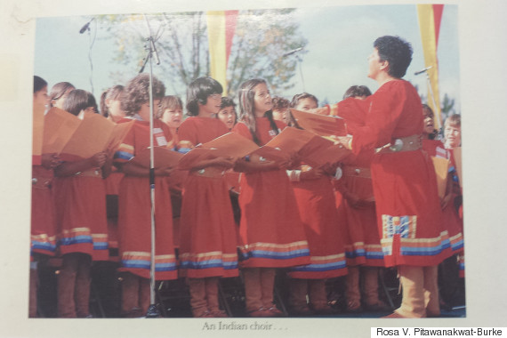 indian choir lutheran indian ministries native american news