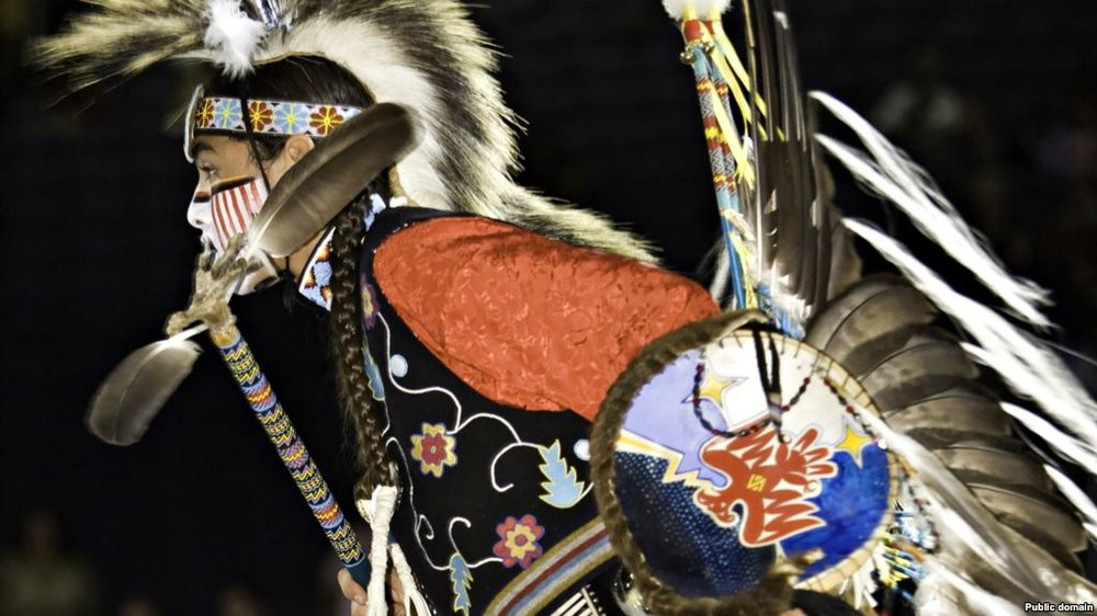 smithsonian powwow dancer lutheran indian ministries