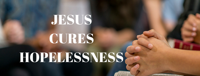 jesus cure hopelessness lutheran indian ministries