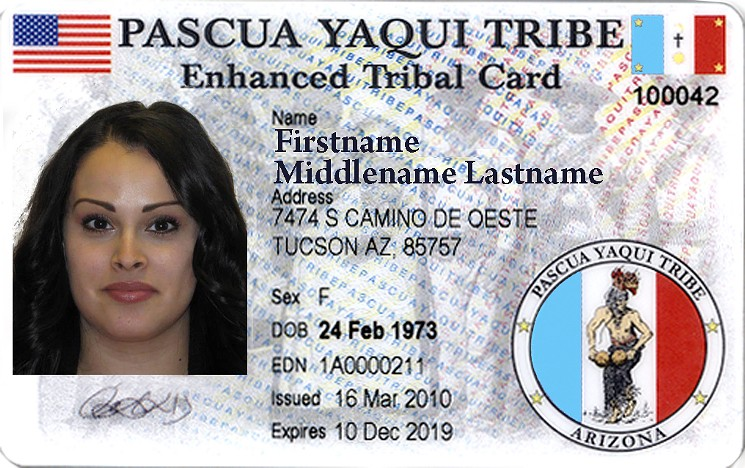 Pascua Yaqui Tribe of Arizona high tech ids lutheran indian ministries