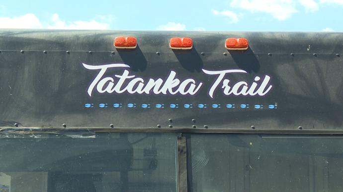 tatanka trail food truck from pine ridge reservation lutheran indian ministries