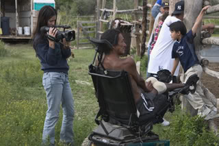 silent thunder horse tamer and quadriplegic what to watch lutheran indian ministries