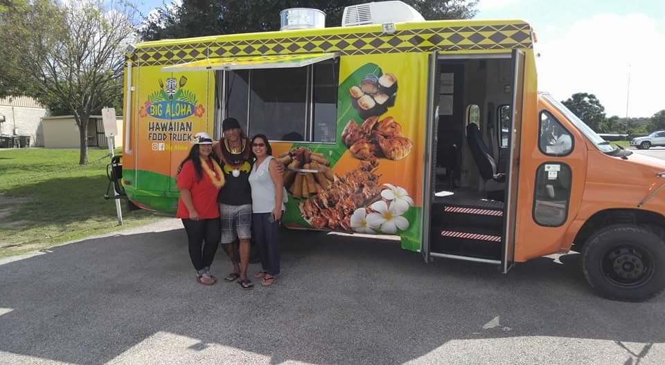 Big Aloha food truck to head to Rockport.