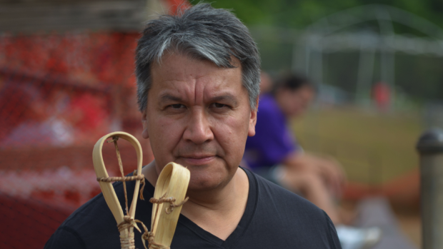 Steve Sxwithul'txw is a First Nations filmmaker and television producer based out of Victoria. His idea to create an Indigenous Walk of Fame aims to acknowledge the Aboriginal narrative and the industry's Indigenous artists. (Warrior Games blog)