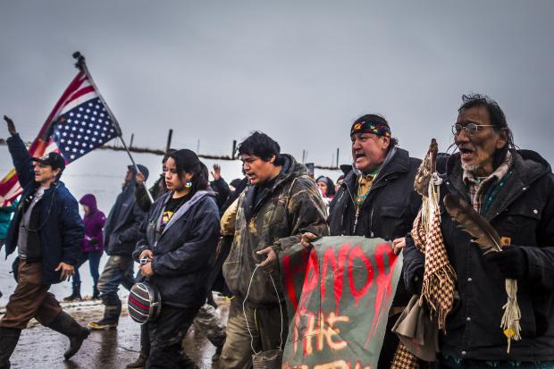 Dozens of Water Protectors Remain At DAPL Protest Camp After Evacuation Deadline_Michael Nigro_SIPA USA_PA Images.jpg lutheran indian ministries native news