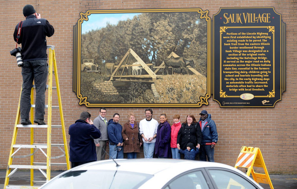 South suburban Sauk Village is one of many cities and villages in Illinois with American Indian-based names. | Sun-Times file photo