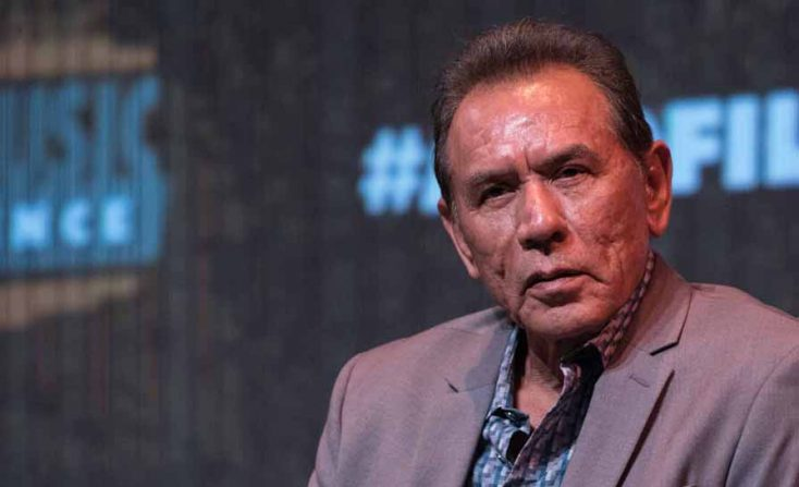 "Wes Studi of ""Hostiles"" to present at the Oscars."