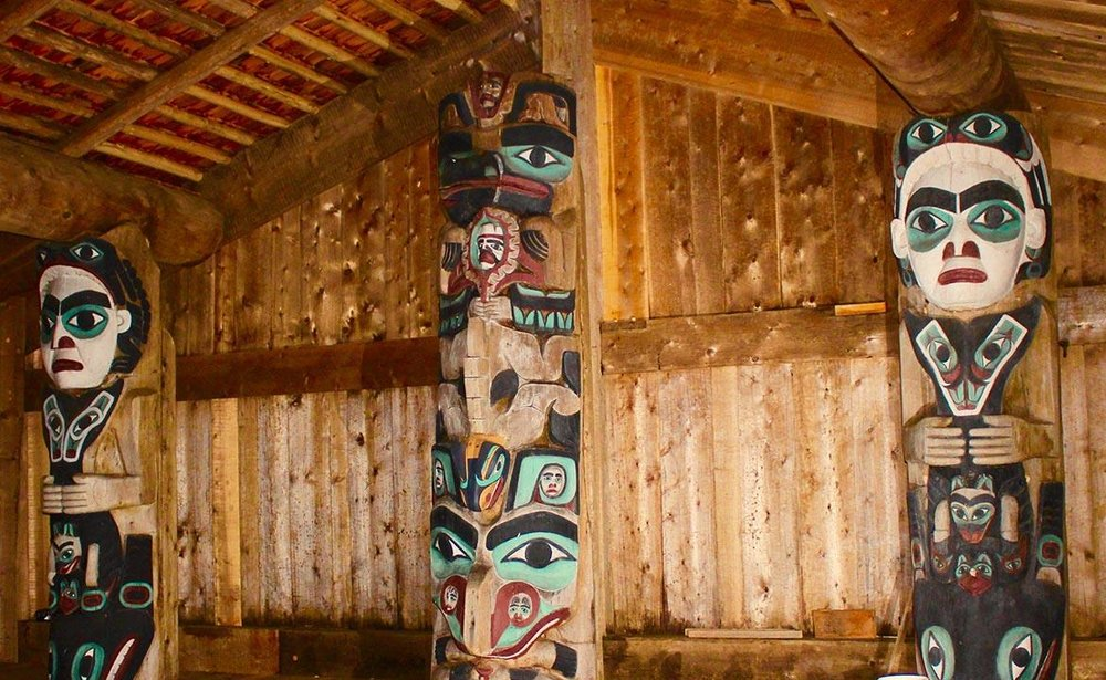 Alaska Native Cultural Heritage. Photo credit: Alaskan Dream Cruises
