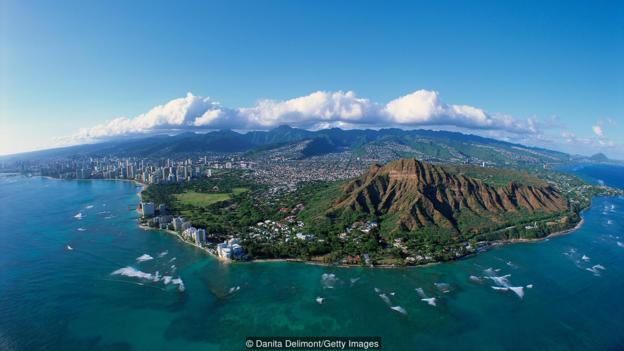 In Hawaii, 'Aloha' is more than a greeting – it's the law (Credit: Danita Delimont/Getty Images) lutheran indian ministries native news