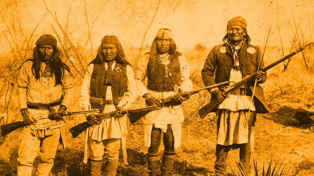 170302-warren-native-american-guns-tease_jyh4op.jpg MPI/Getty Images lutheran indian ministries native news