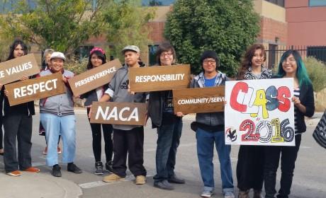 NACA Students