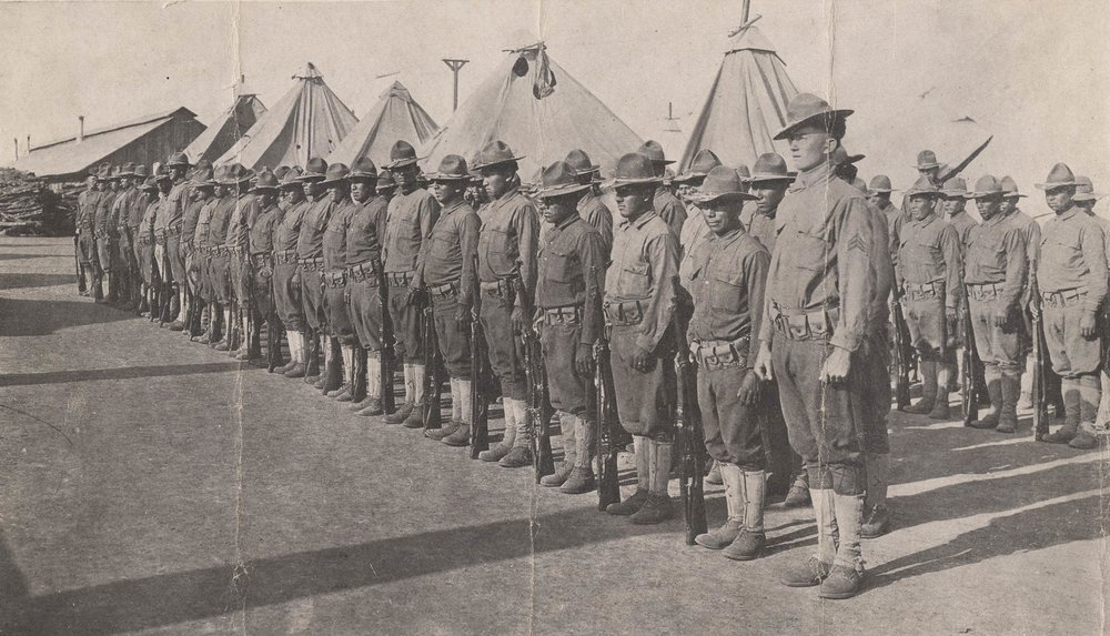"The American Indians who served with Company E, 142nd Infantry, 36th Division, during World War I were some of the nation's first ""code-talkers"" National World War I Museum and Memorial lutheran indian ministries native news"