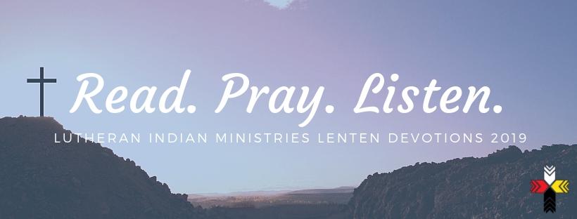lutheran indian ministries lent devotions 2019