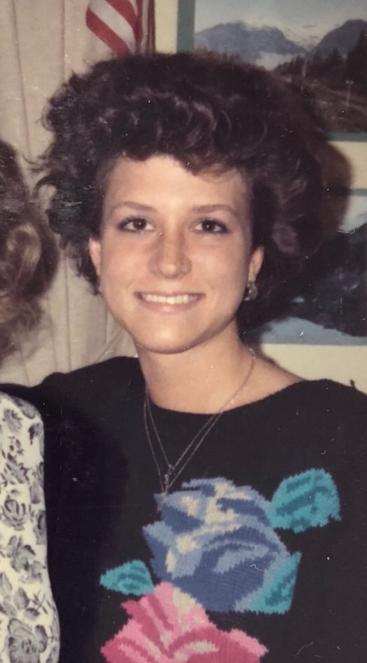 My senior year at The College of William and Mary. I was sure I'd be grown up soon! Ha!