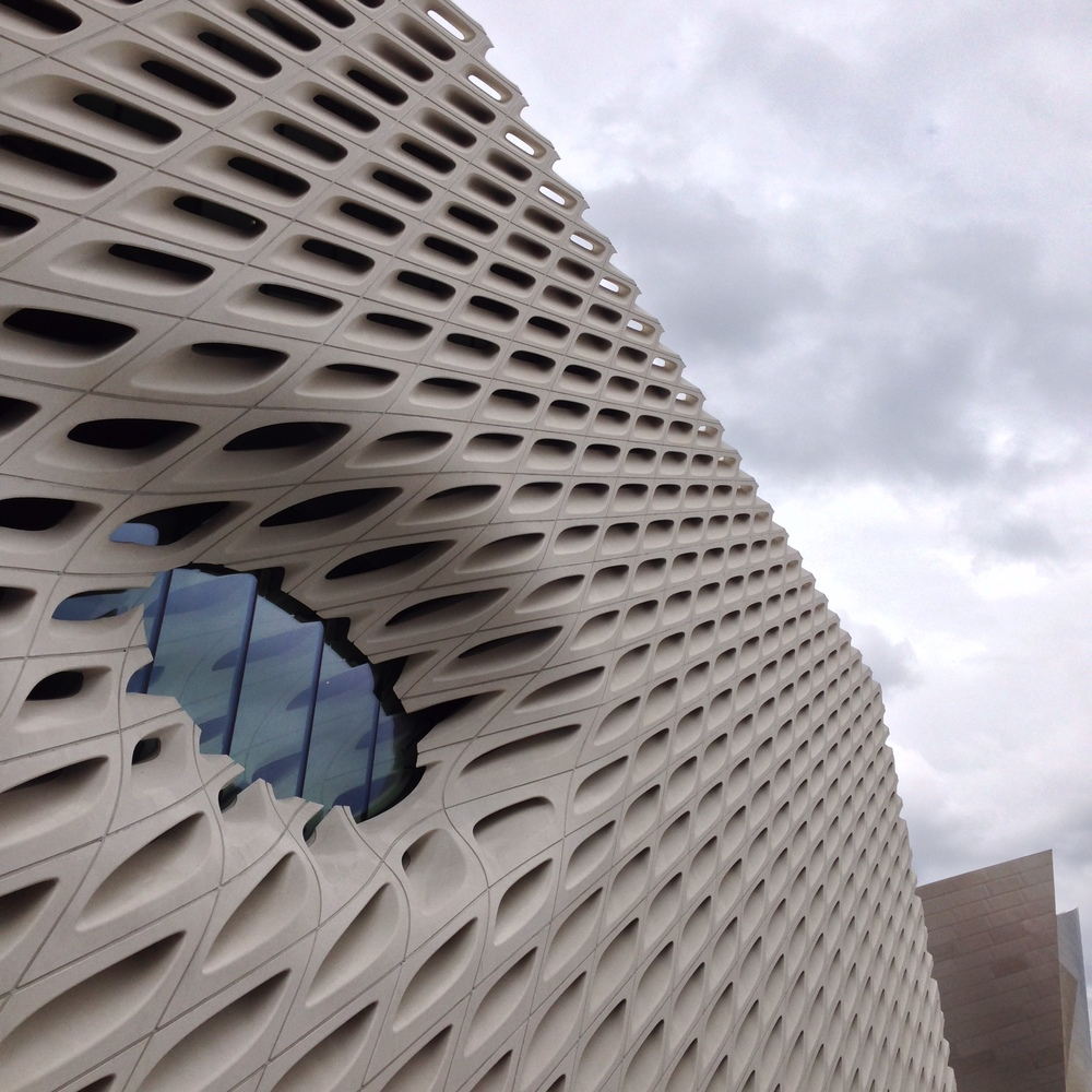 The Broad Museum | Los Angeles, CA