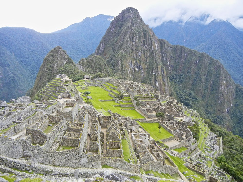 Machu Picchu - The Monte Cristo Ecological Center is located just 3 hours north of Machu Picchu