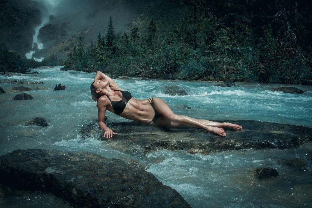 Lisa-Marie BodyRock, Lisa BodyRock, Lisa BodyRockTV, BodyRock, BodyRock Elevate, Rocky Mountains, Fitness Photographer