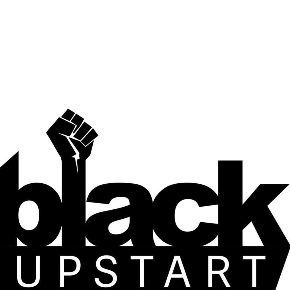 THE BLACK UPSTART