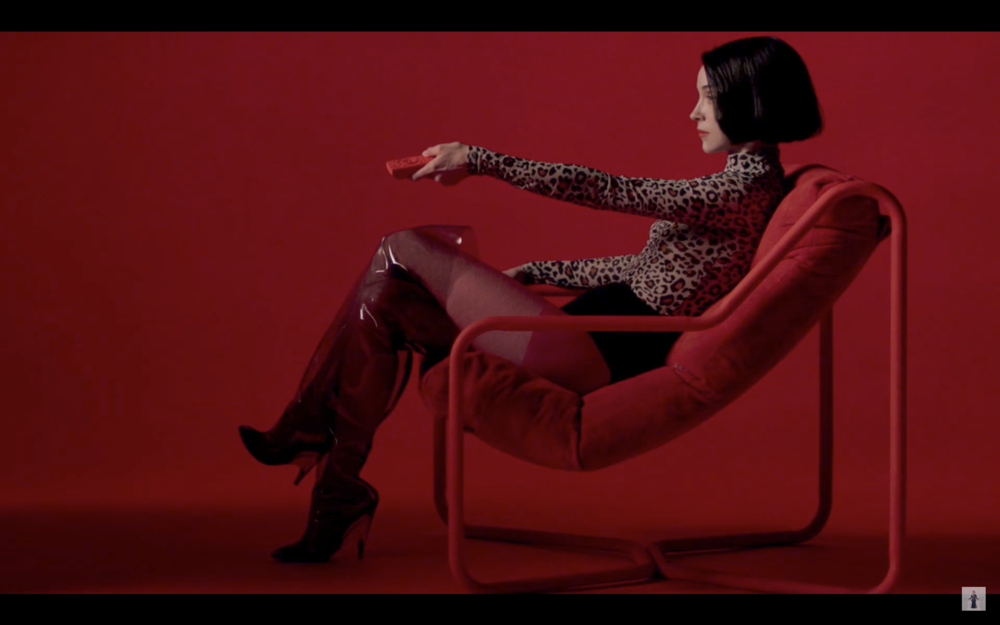 St. Vincent/YouTube