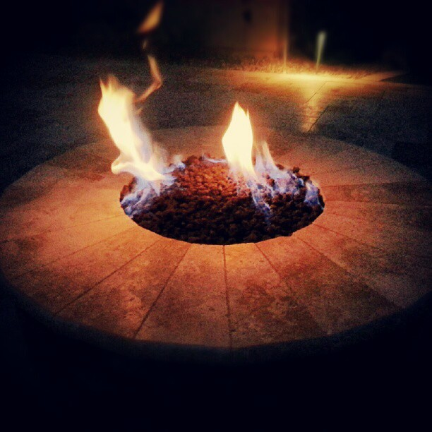 Fire Pit By  Jason Thompson