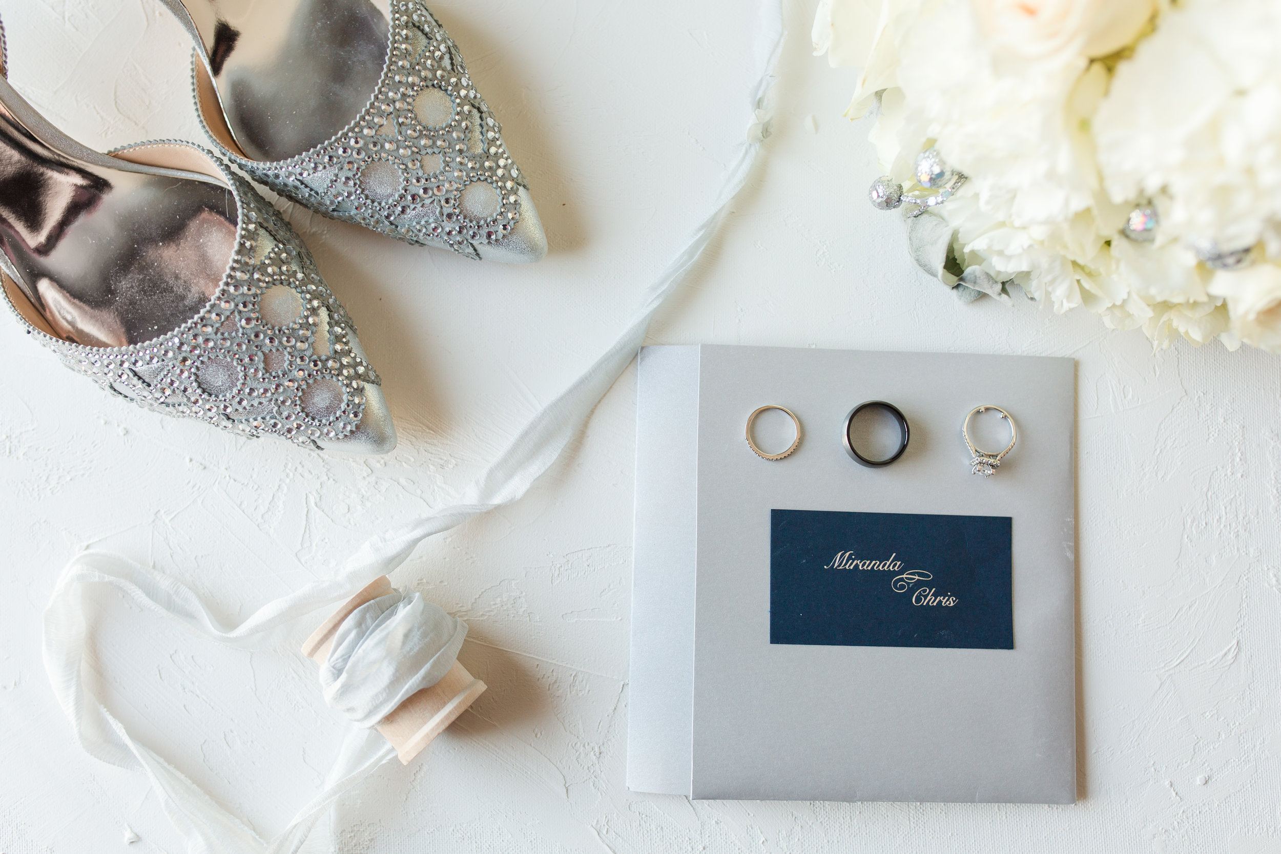 Mr. & Mrs. Williams | New Years Eve Wedding — Sara Campbell Photography