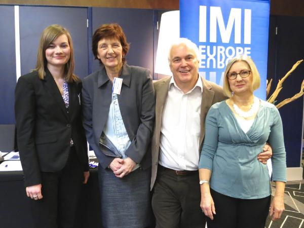 The 2015 IMI Europe team