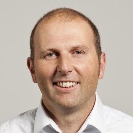 Dr Ingo Ederer, CEO, Voxeljet AG, Friedberg, Germany