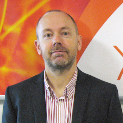 Dr Tim Phillips, Marketing and Business Development Manager, Xennia Technology, Letchworth, UK