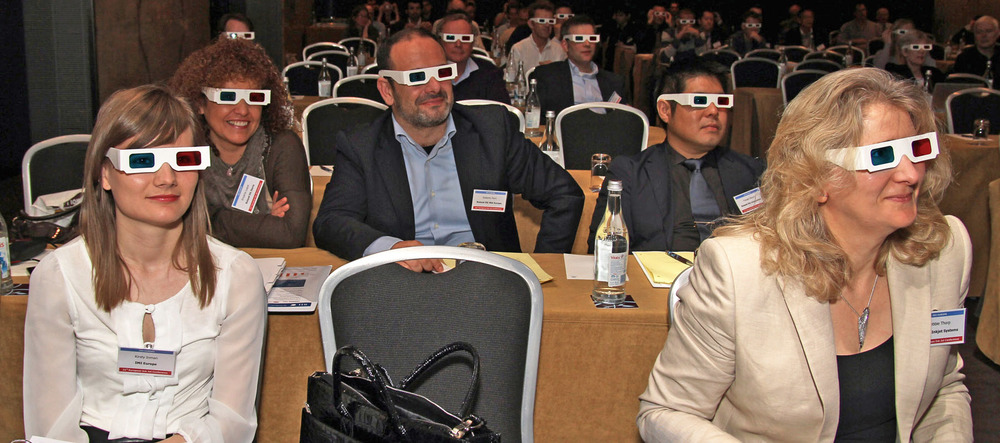 Listening to visionaries at an IMI Europe Inkjet Conference