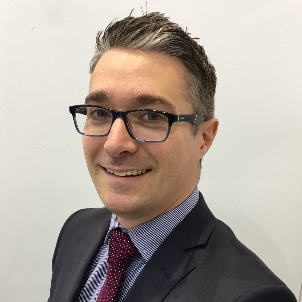 Dr Simon Daplyn, Sensient