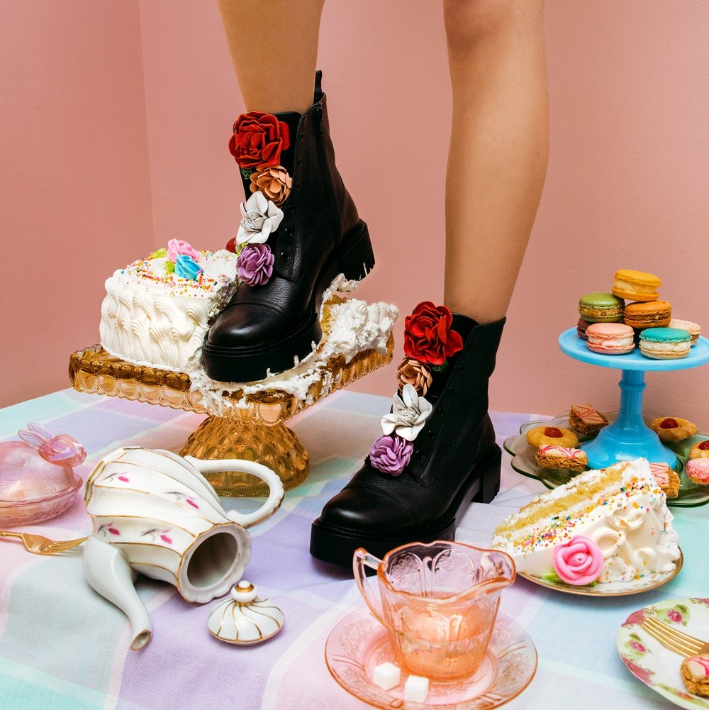 Katy Perry Footwear x Refinery29