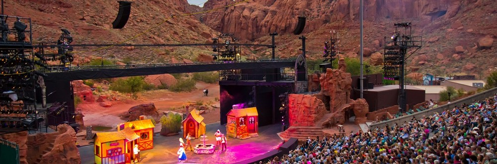 Photo Credit: Tuacahn Ampitheatre