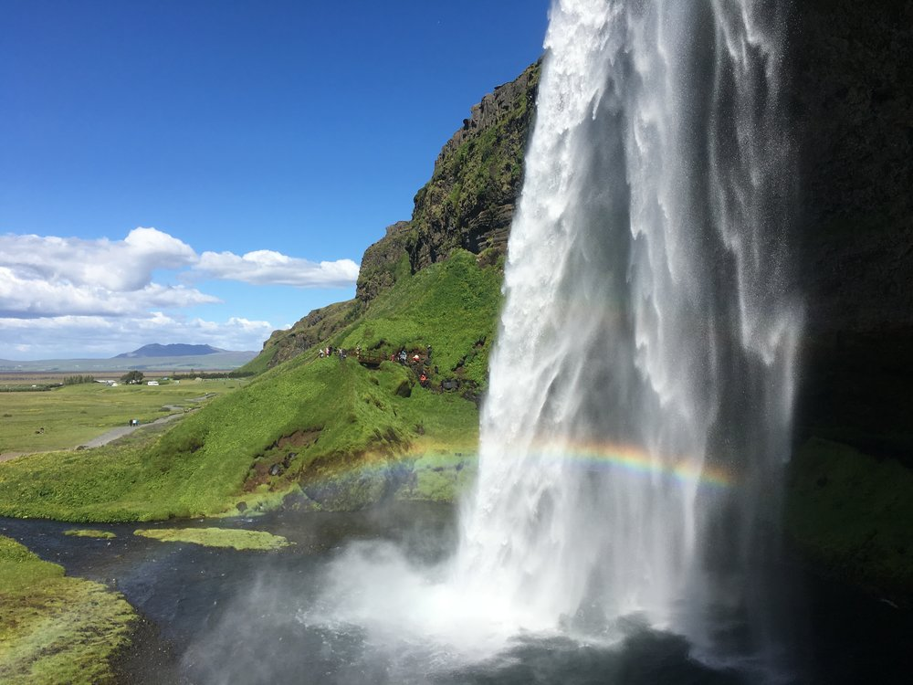 A photo from my 2016 Summer trip to Iceland!