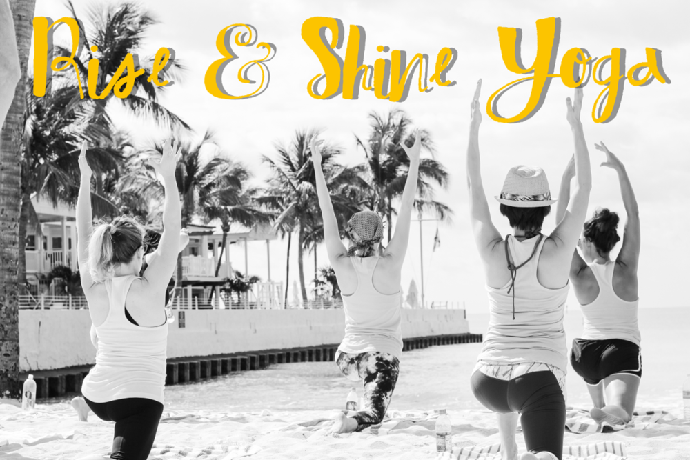Rise & Shine Yoga Naples