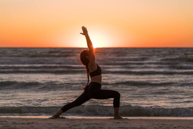 Beach Yoga - Thursdays and Sundays | 9:30am-10:30am$10-$15 ContributionNorth Gulfshore Beach (Seagate Beach)