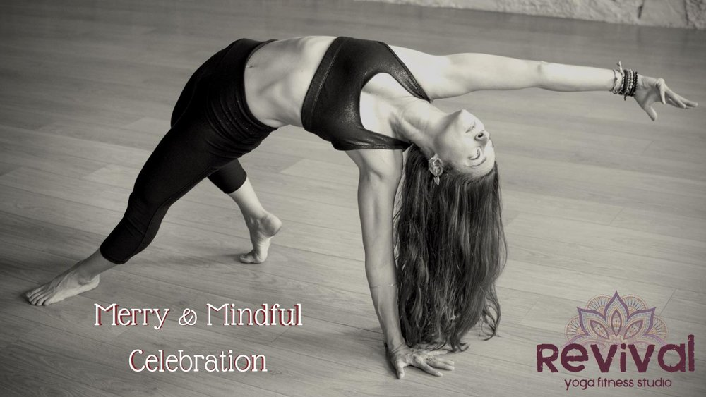 Merry & Mindful Celebration