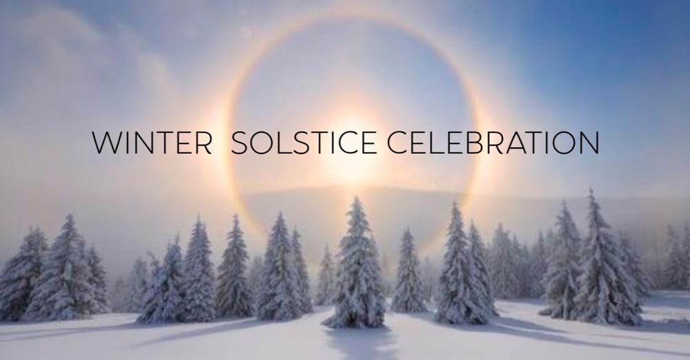 Winter Solstice Full Moon Celebration