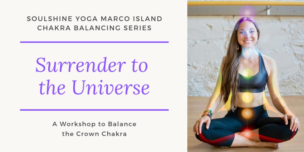 Crown Chakra Balancing