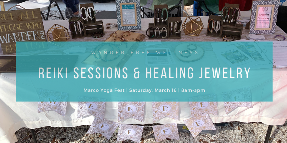 Reiki and Jewelry Marco Island