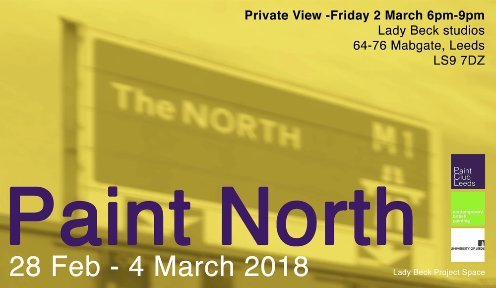 - Twenty-seven of the most interesting UK painters exhibiting together in Leeds for the first time. The exhibition demonstrates the vitality, ambition and possibilities of contemporary painting.