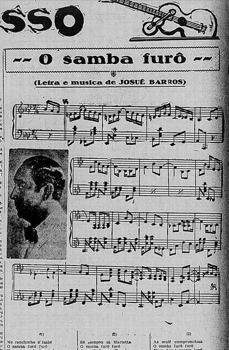 Correio da Manha - 1930.2.2 Partitura Josue Batista.png