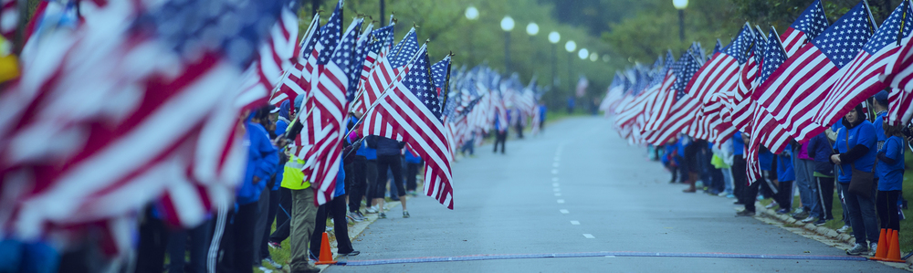 Marine corps marathon wear blue run to remember for Marine corps marathon shirt 2017