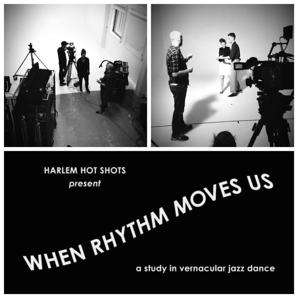 "Harlem Hotshots, ""When Rhythm Moves Us"""