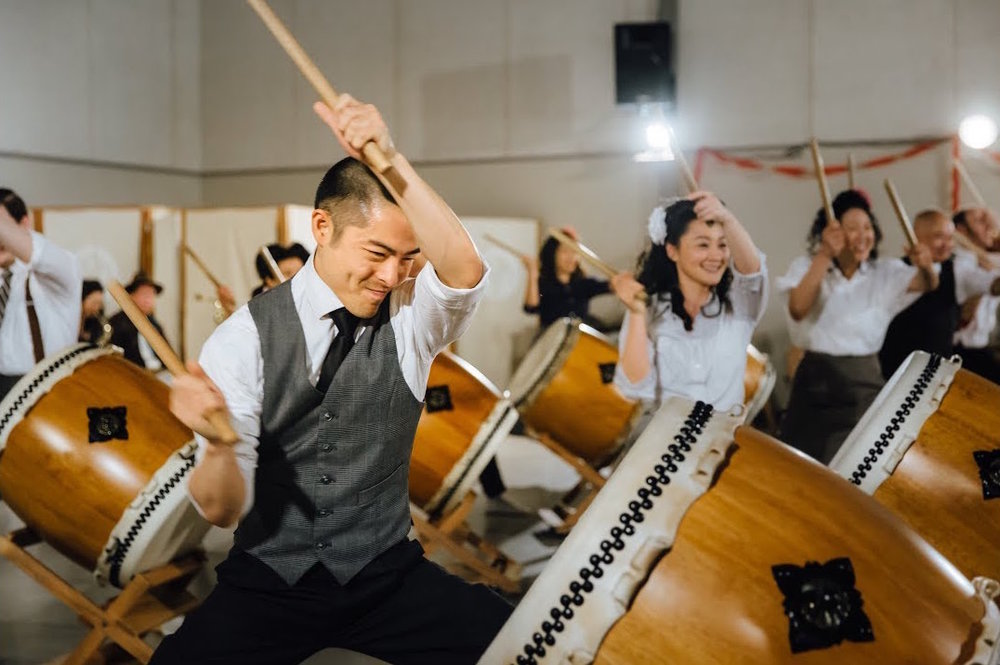Singing in the Present | San Jose Taiko and Wesley Jazz Ensemble.jpg